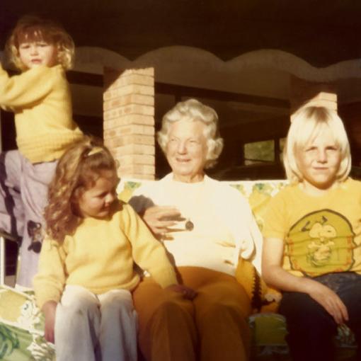 Grandma brag 2
