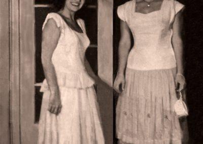 Norma and Hazel Cross
